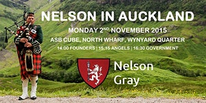 Nelson in Auckland
