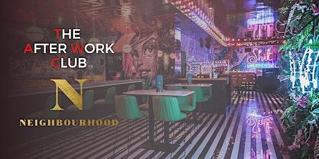 Networking Drinks / Neighbourhood Leeds [The After Work Club] tickets
