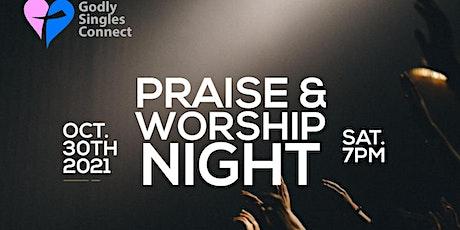 Praise and Worship Night tickets
