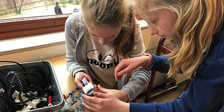 NewTechKids 'Try It Out' Workshop for Kids Ages 8 -12 yrs tickets
