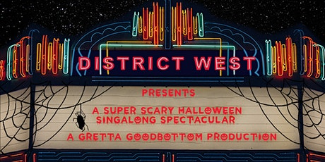 Don't Tell Gretta: Halloween Spectacular Oct. 31 4pm at District West tickets