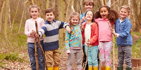 Forest School :  Nature-based play and social skills group for ages 5-7 tickets