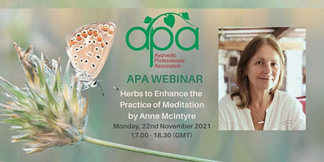 Herbs to Enhance the Practice of Meditation. tickets