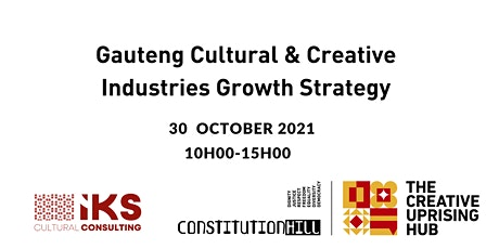 Conference Day 3: Gauteng Cultural & Creative Industries Growth Strategy tickets