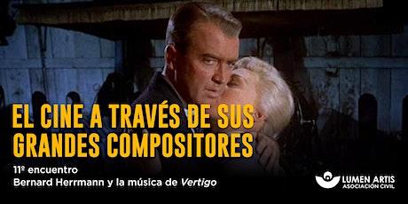 El cine a través de sus grandes compositores | 11º encuentro entradas