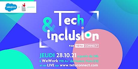TÊTU CONNECT présente TECH & INCLUSION billets