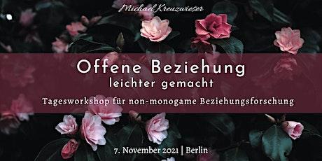 OFFENE BEZIEHUNG - leichter gemacht Tickets