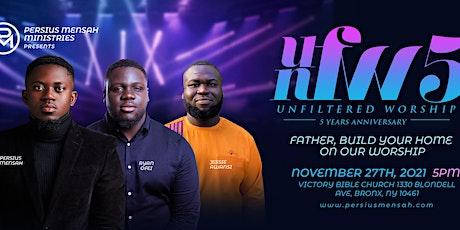 Unfiltered Worship 2021 tickets