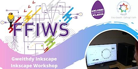 FFIWS - Gweithdy Inkscape / Inkscape Workshop tickets