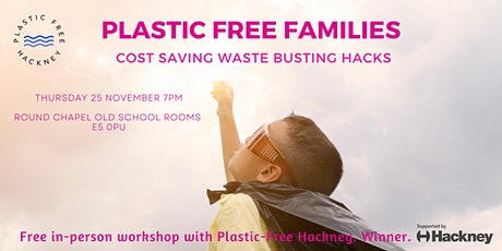 Plastic Free Families tickets