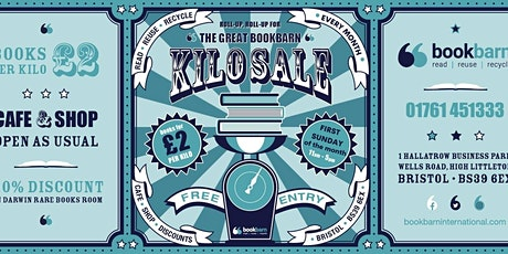 Monthly Kilo Sale tickets