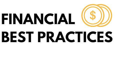 Financial Best Practices: Using Quickbooks biglietti