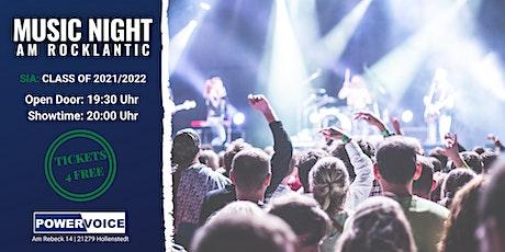 29. MUSIC NIGHT: SIA Tickets