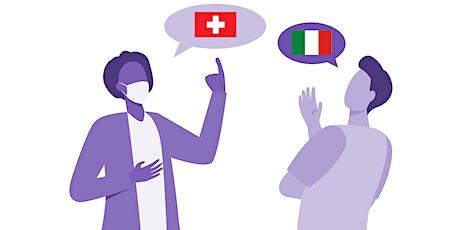 ITALIA - SVIZZERA Confronto sulla normativa per le imprese biglietti