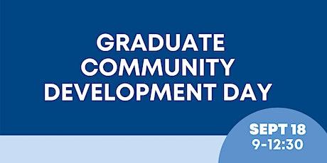 Grad Community Development Day #2 tickets