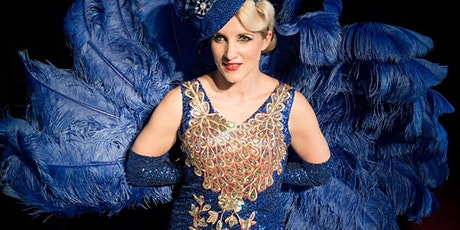 Burlesque Showstopper - Workshop & Book Signing with Sapphira tickets