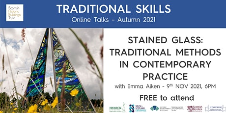 Stained Glass: Traditional Methods in Contemporary Practice - CARS tickets