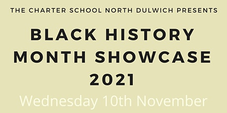 The Black History Month Showcase tickets