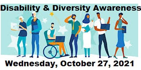 2021 Mayor's Annual Disability & Diversity Awareness Expo tickets