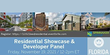 USGBC Florida Presents Residential Showcase & Developer Panel tickets
