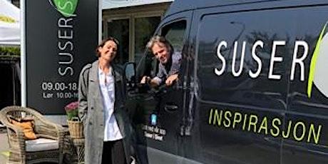 Hvordan lykkes med nettbutikk? ved Tore Grødem fra Suser i Sivet tickets