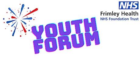Frimley Health NHS Foundation Trust Youth Forum tickets