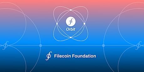 Filecoin Orbit Lounge at DC Fintech Week tickets