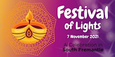 2021 South Fremantle Festival of Lights tickets