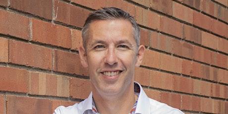 Shane Hegarty: free author talk tickets