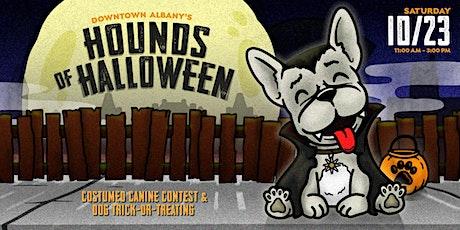 Hounds of Halloween tickets