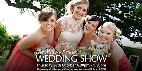 Milton Keynes Wedding Show, Ridgeway Centre, Wolverton Mill tickets