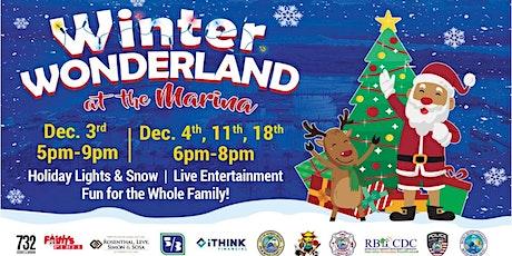 Winter Wonderland at the Marina tickets