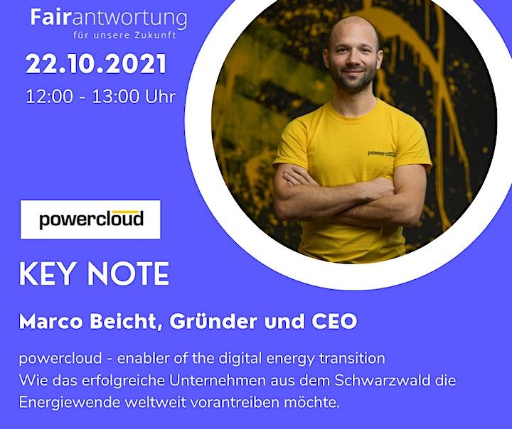 Fair2gether: Positive Impulse zum nachhaltigen Wirtschaften m. Marco Beicht: Bild