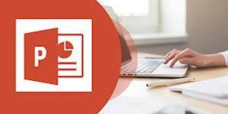 PowerPoint Basic - Virtual tickets