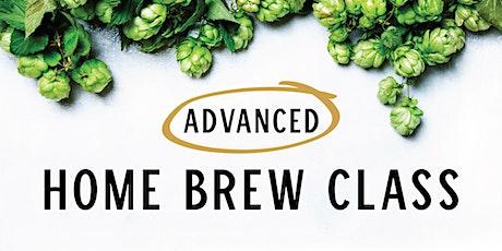 Advanced Home Brew Class tickets