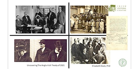 Lecture Series: Uncovering the Anglo-Irish Treaty of 1921 tickets