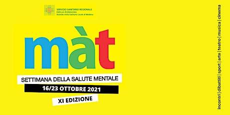"""Ribalta per Màt 2021 con """"Alterazioni"""" di Giulio Casale biglietti"""