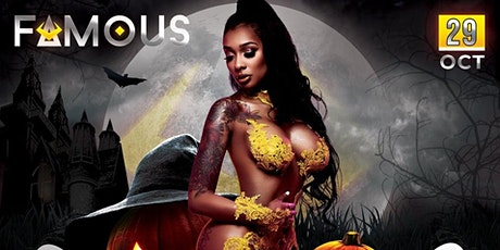 Famous Halloween (Fancy Dress Party) 2021 tickets