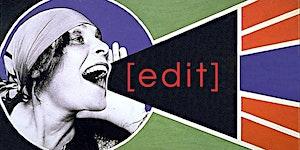 2016 Art+Feminism Wikipedia Edit-a-thon