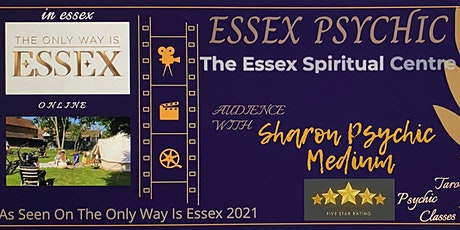 Essex Psychic FREE Tarot Event.  Audience With Via Zoom tickets