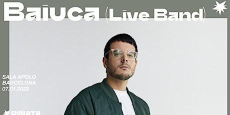 BAIUCA LIVE BAND en Barcelona entradas