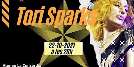 Tori Sparks en concert entradas