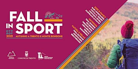 Breathrough - Respira al Parco delle Albere biglietti