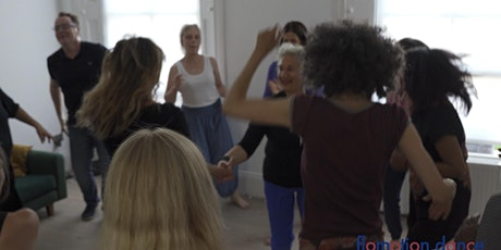 Dance movement practice with meditation and relaxation tickets