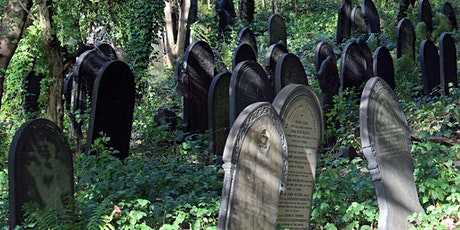 Wardsend Cemetery Wander  (re-arranged from Tuesday September 14th) tickets