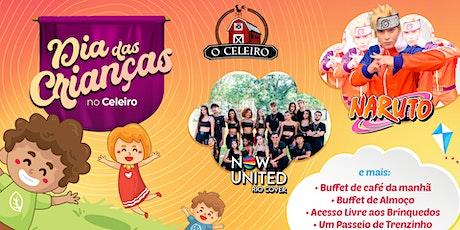 Evento Dia das Crianças ingressos