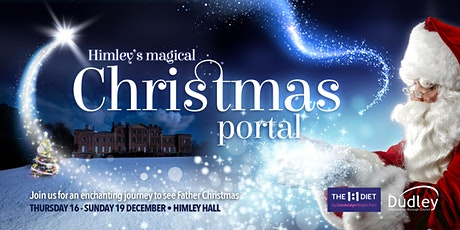 Himley's magical Christmas portal tickets