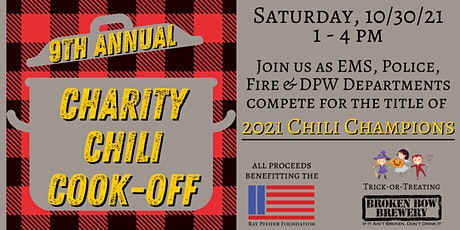 9th Annual Charity Chili Cook-Off! tickets