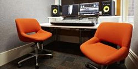 Recording Studio - Induction Assessment (Kathleen Syme Library) tickets