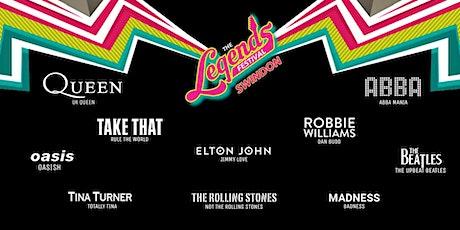 The Legends Festival  - Lydiard Park, Swindon tickets